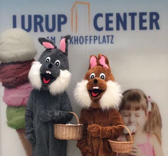 Ostern, Hasen, Osterhasen, Hostess, Hostessen, Job, Aushilfsjob, Team 412, Eventagentur 412, Lurup Center, Hamburg, Eckhoffplatz